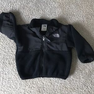 The North Face Black Polar Fleece